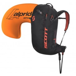 Scott Patrol E1 40L. Backpack Kit 20/21, Electric Avalanche Airbag