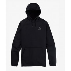 Burton Crown Weatherproof Pullover Fleece 20/21, True Black