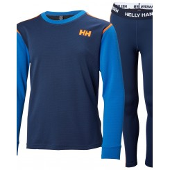 Helly Hansen Jr. Lifa Active, blue