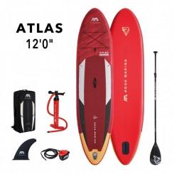 "Aqua Marina Atlas 12'0"" SUP-Pakke 2021"