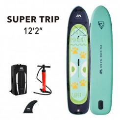 "Aqua Marina Super Trip 12'2"" Oppustelig SUP-Pakke Komplet 2021"