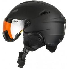 Relax Stealth Visor Helmet, black, 20/21