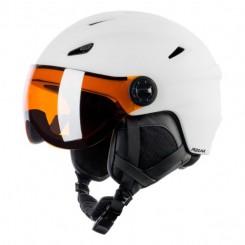 Relax Stealth Visor Helmet, white, 20/21