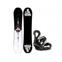 Burton Talent Scout 2020 inkl. Stiletto Binding