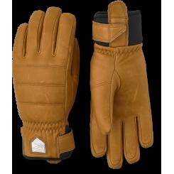 Hestra Alpine Leather Primaloft Handske, Kork, T/E