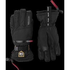 Hestra All Mountain CZone 5F, Black, T/E