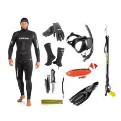 Cressi Undervandsjagt Startpakke