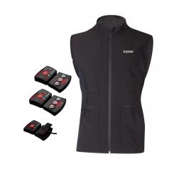 Lenz Heat Vest 1.0 inkl. Batteripakke
