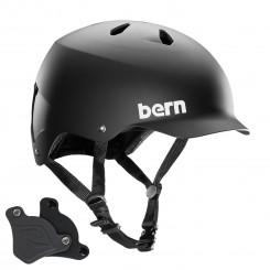 Bern H2O Watts Hjelm, Black