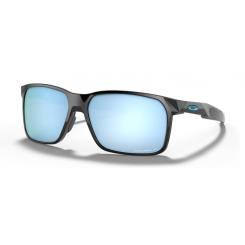 Oakley Portal X Polished Black / Prizm Deep water Polarized