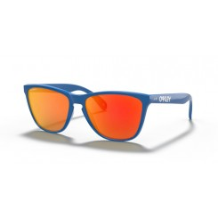Oakley Frogskins 35th Anniversary Primary Blue/ Prizm Ruby