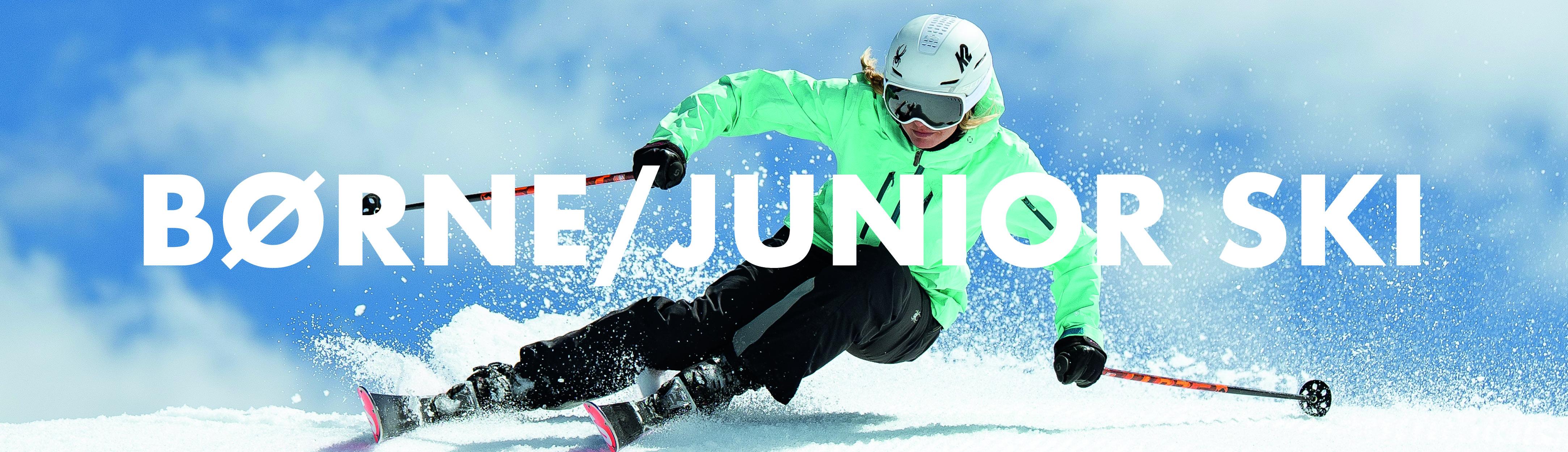 Surf og ski Horsens Børne ski