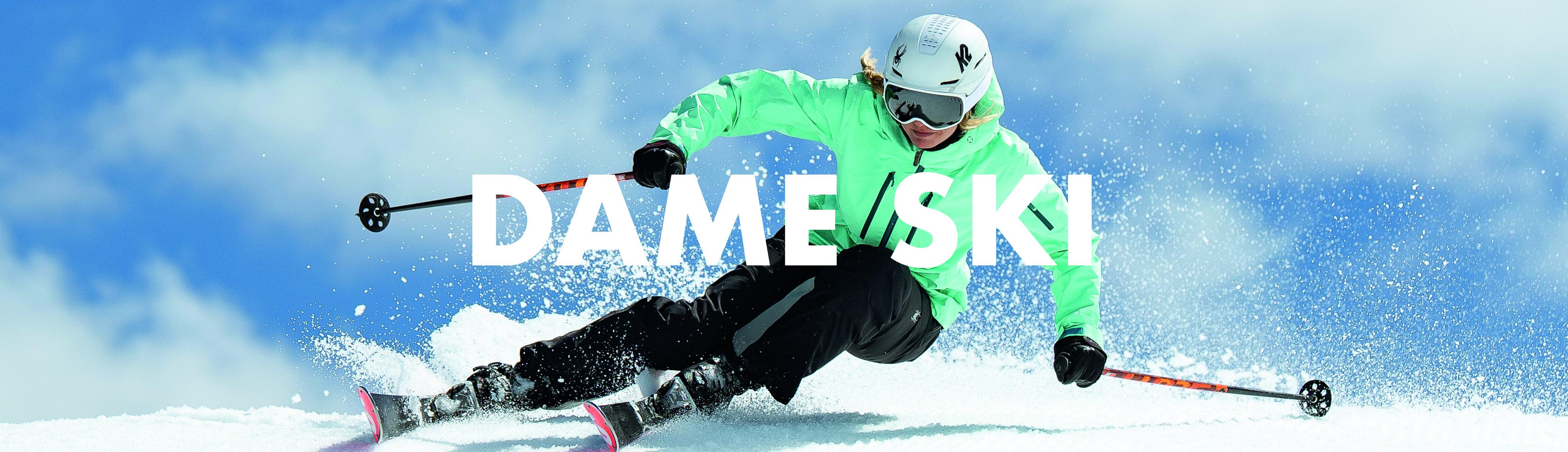 Surf og ski Horsens Dame ski