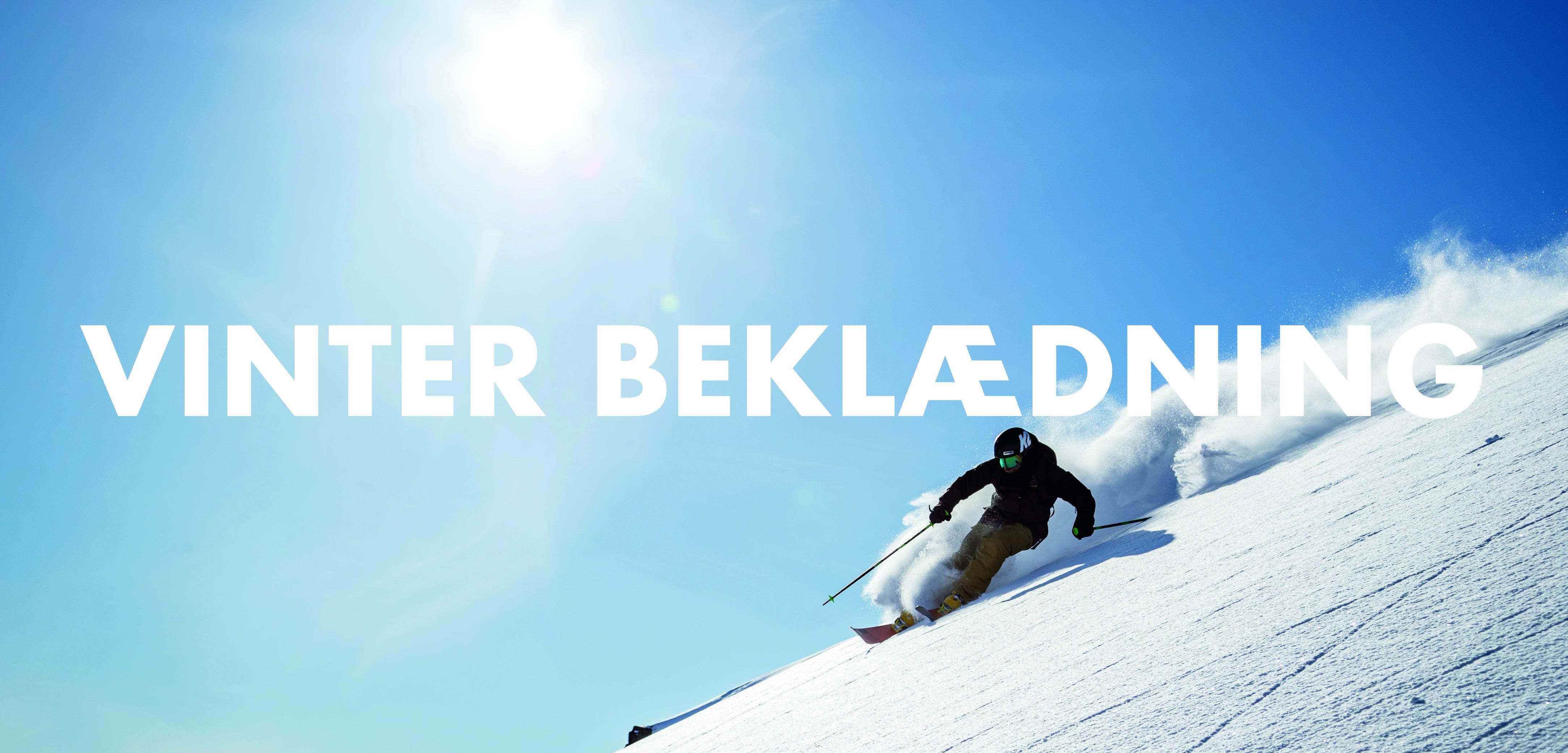 Surf og ski Horsens Vinterbeklædning
