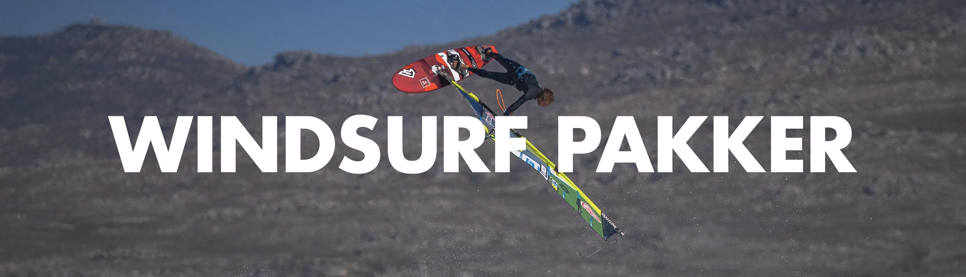 Windsurf Pakker - Surf og ski Horsens